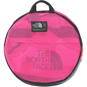 The North Face Base Camp Duffel S, mr. pink/tnf black